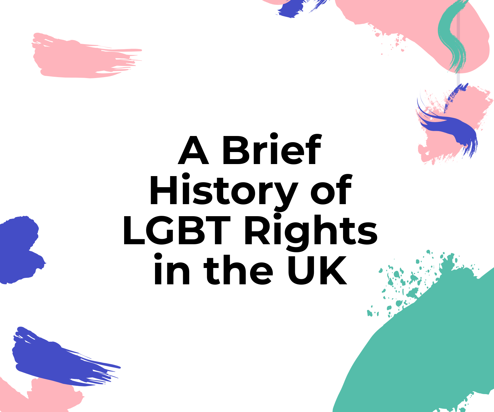 A Brief History of LGBTQIA Rights in the UK | Young Scot