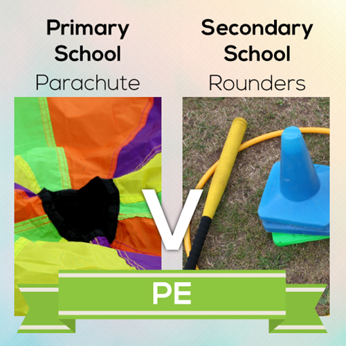 Difference Between Primary and Secondary School | Young Scot