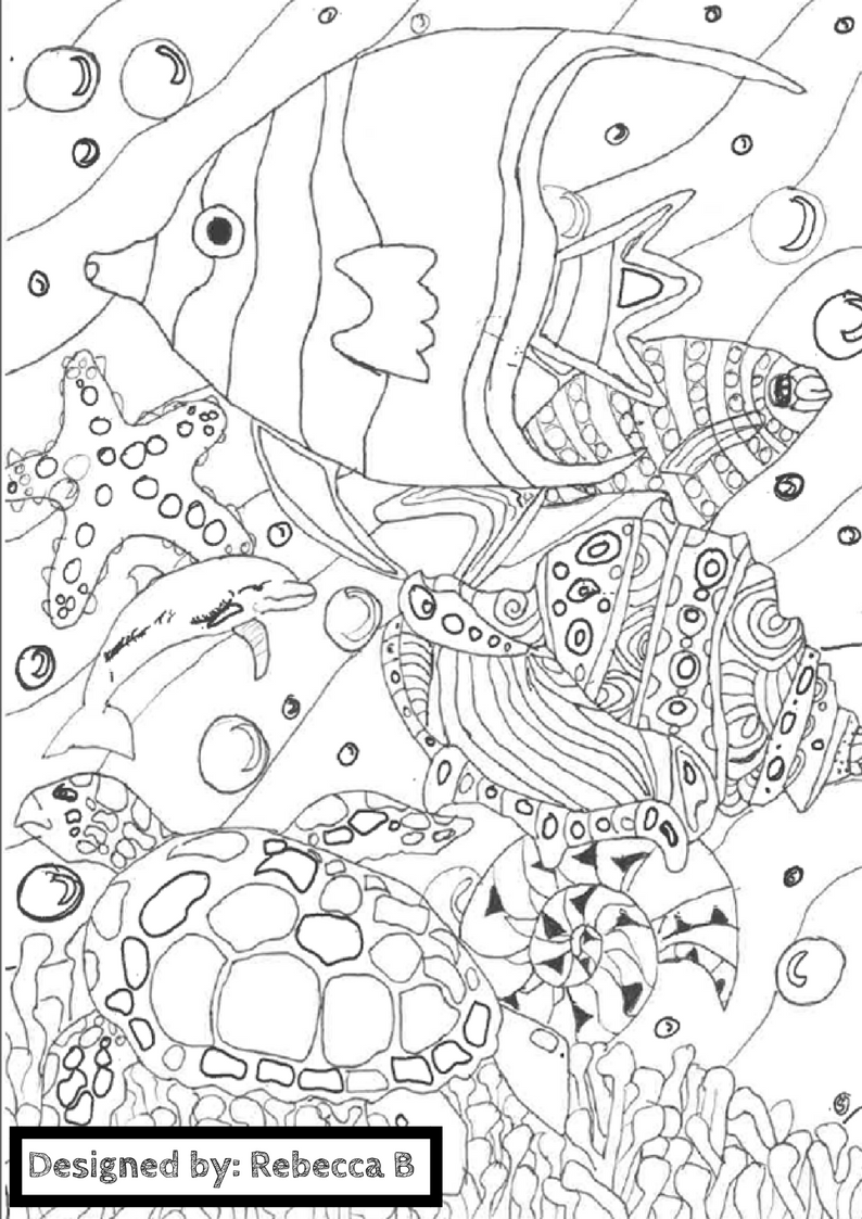 Mental Wellbeing: Mindfulness Colouring Pages   Young Scot